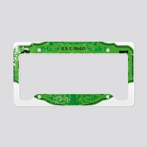 GILMAN HOUSE HOTEL License Plate Holder