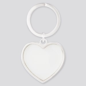 ive got your back2333 Heart Keychain