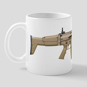 FN_SCAR-L_(Standard) Mug