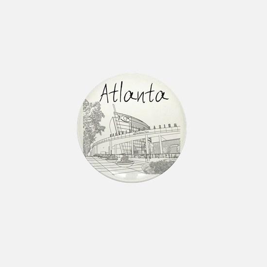 Atlanta_10x10_GeorgiaAqarium_Black Mini Button