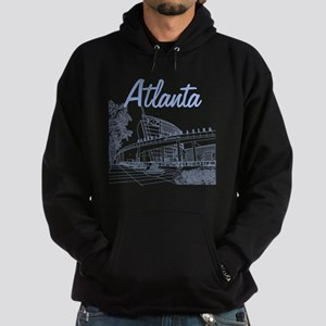 Atlanta_10x10_GeorgiaAqarium_LightBl Hoodie (dark)