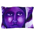 Watching, Goddess Pillow Case