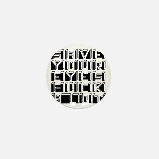 save eyes 12x12 Mini Button