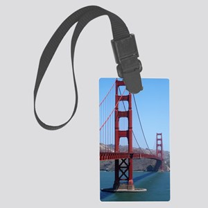 San Francisco Golden Gate Large Luggage Tag