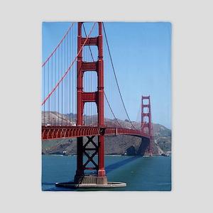 San Francisco Golden Gate Twin Duvet