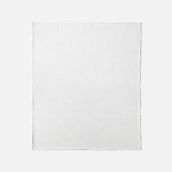 st_valentine_shirt Throw Blanket