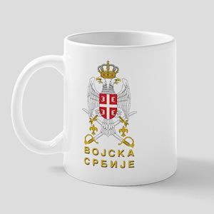 Vojska Srbije / Serbian Army Mug