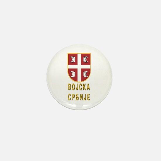 Vojska Srbije / Serbian Army Mini Button