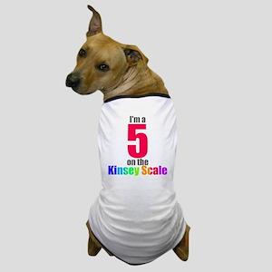 kinsey-5 Dog T-Shirt