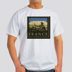 France1Postcard Light T-Shirt