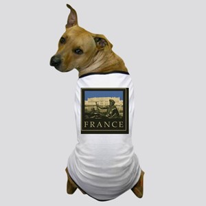 France1Postcard Dog T-Shirt