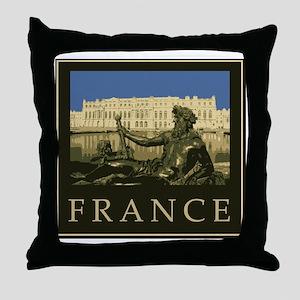 France1 Throw Pillow