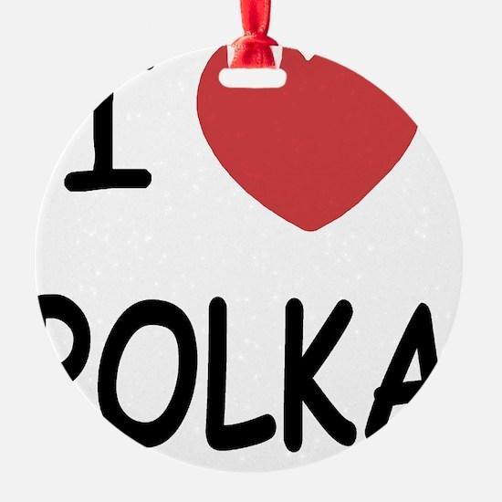 POLKA Ornament