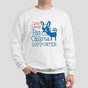 NEW-LittleBigObama Sweatshirt