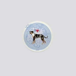 catahoula-charm2 Mini Button