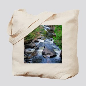 Presque Isle River Tote Bag