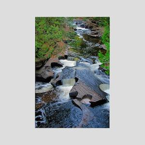 Presque Isle River Rectangle Magnet