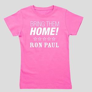 bring_them_home_rev Girl's Tee