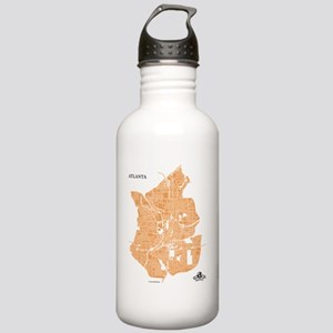 M-RY_ATL-GA_GD-GD_1 Stainless Water Bottle 1.0L