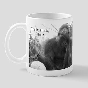 Think Think Think! Mug