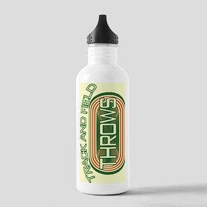TF Throws Cream iPadKi Stainless Water Bottle 1.0L