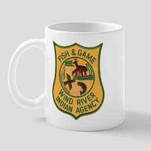 Wind River Game Warden Mug