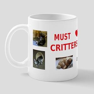 crittersBumper2 Mug
