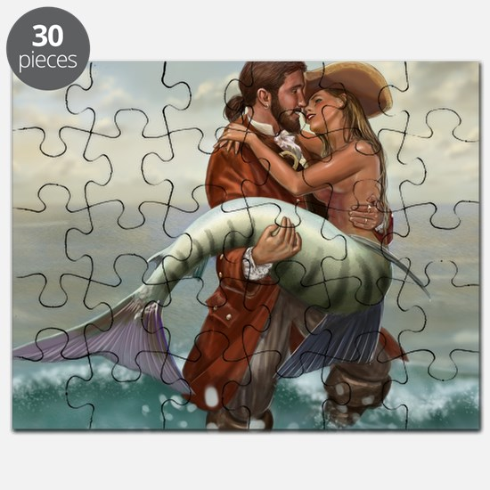 pirate and mermaid Puzzle