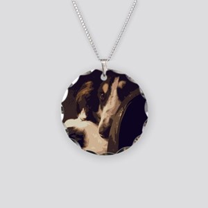 Borzoi Essence Necklace
