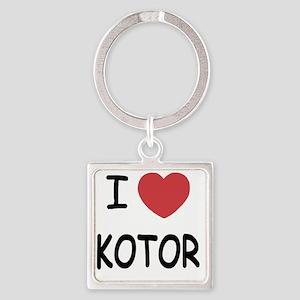 KOTOR Square Keychain
