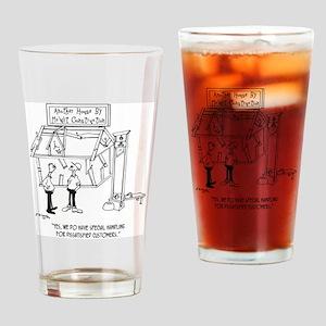 6125_construction_cartoon_TWZ Drinking Glass