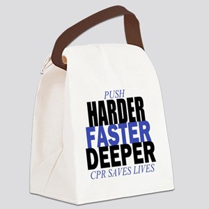 HARDER Canvas Lunch Bag