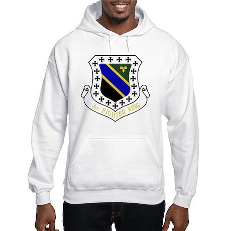 3rd FW Hooded Sweatshirt