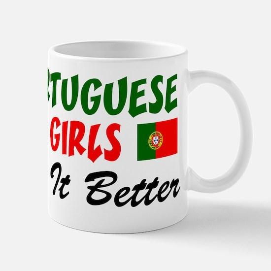 Portuguese Girls Do It Better Mug
