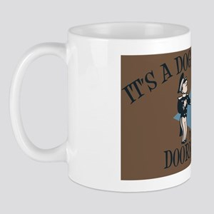 doorman-dog2-OV Mug
