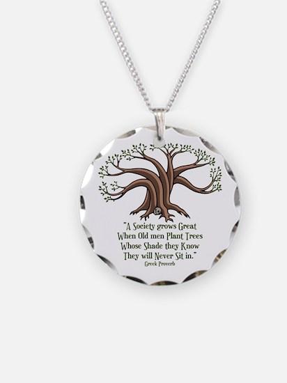 greek-trees-LTT Necklace