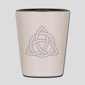 Celtic Holy Trinity Light Shot Glass