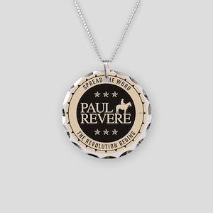 jan11_paul_revere2 Necklace Circle Charm