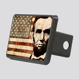 april11_lincoln Rectangular Hitch Cover