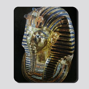 Tutankhamon_Mask_square Mousepad