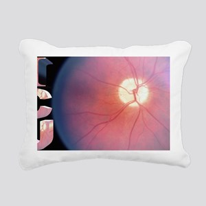 ICU Rectangular Canvas Pillow