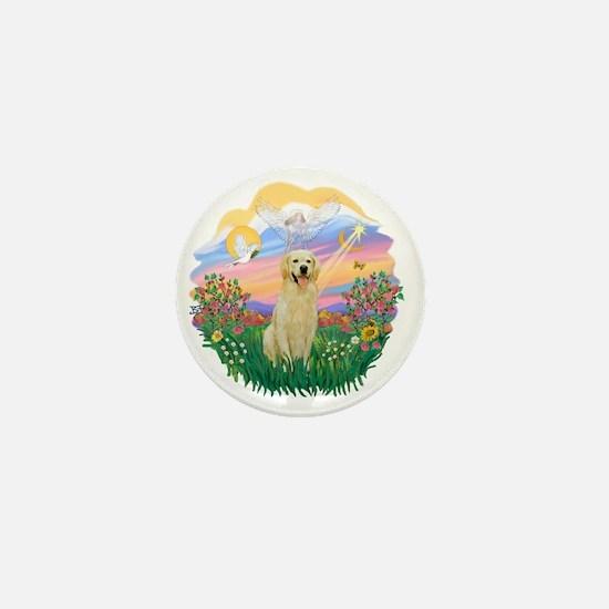 Guardian - Golden 6 Mini Button