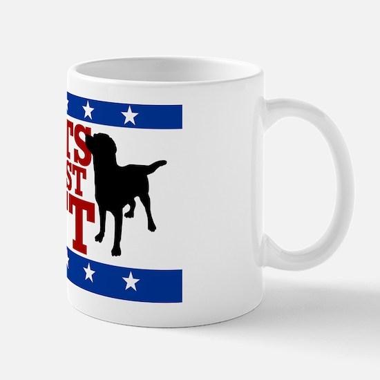 Mutts Against Mitt-5.5x3.5 Mug