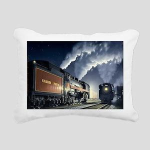 night_meet Rectangular Canvas Pillow
