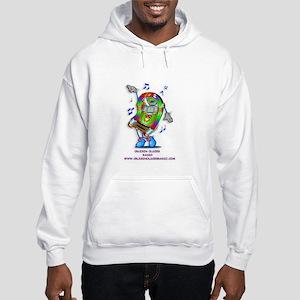 Cruisin Oldies Radio Hooded Sweatshirt