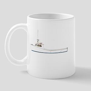 Deadrise Boat Mug