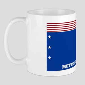 mitt-license-plate Mug
