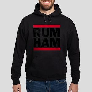 Rum Ham DMC_light Hoodie (dark)
