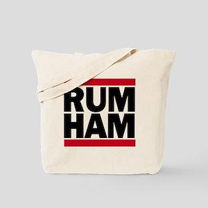 Rum Ham DMC_light Tote Bag