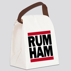 Rum Ham DMC_light Canvas Lunch Bag